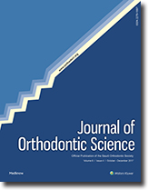 Journal of Orthodontic Science